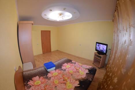 Сдается 1-комнатная квартира посуточнов Тюмени, ул. Пермякова, 71к1.