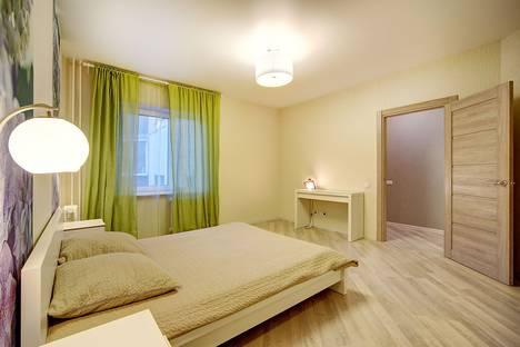 Сдается 2-комнатная квартира посуточнов Санкт-Петербурге, ул. Наличная, 48 к.1.