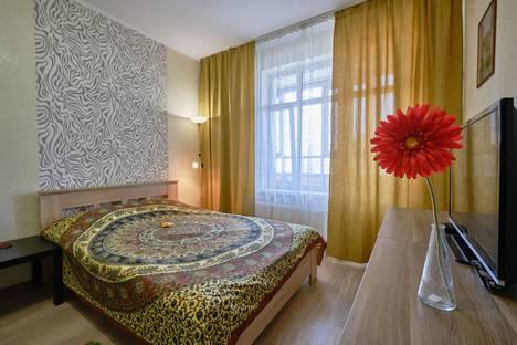 Сдается 1-комнатная квартира посуточно, Союзный проспект, 4.