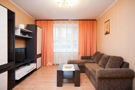 Сдается 1-комнатная квартира посуточно в Москве, Комсомольский проспект, 9.