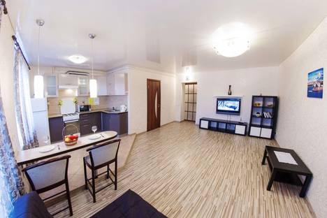 Сдается 3-комнатная квартира посуточно в Уфе, Ленина 162.