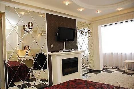 Сдается 1-комнатная квартира посуточно в Киеве, Борщаговская, 2.