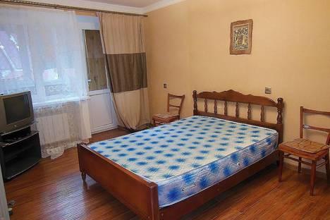 Сдается 1-комнатная квартира посуточно в Домбае, ул. Пихтовый мыс д.5.