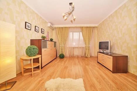 Сдается 1-комнатная квартира посуточнов Ростове-на-Дону, переулок Журавлева, 102.