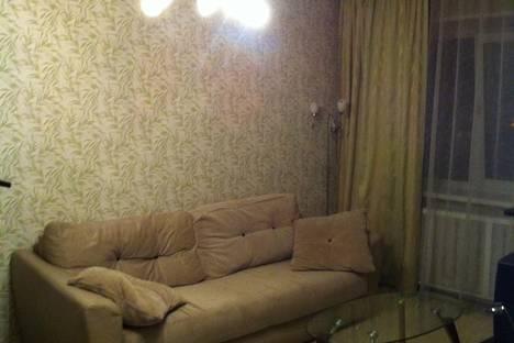 Сдается 1-комнатная квартира посуточно в Наро-Фоминске, ул. Мира, 10.