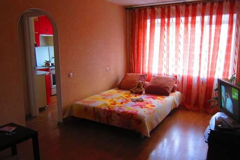 Сдается 1-комнатная квартира посуточно в Уфе, проспект Октября, 26.
