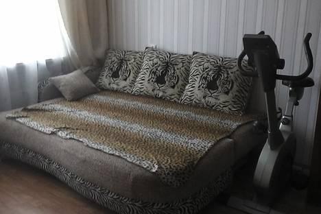 Сдается 1-комнатная квартира посуточнов Железнодорожном, ул. Новая, 5.