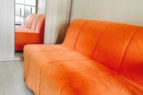 Сдается 1-комнатная квартира посуточнов Тюмени, Зелинского, 5, кор.2.