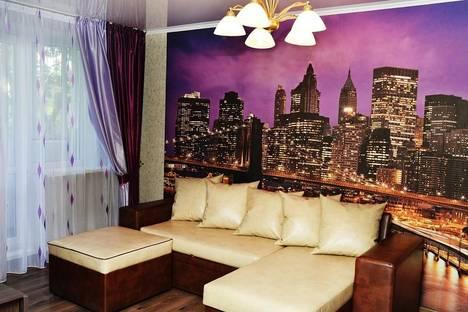Сдается 3-комнатная квартира посуточно в Караганде, Алиханова, 40.