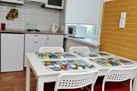 Сдается 1-комнатная квартира посуточно в Караганде, Ерубаева, 51.