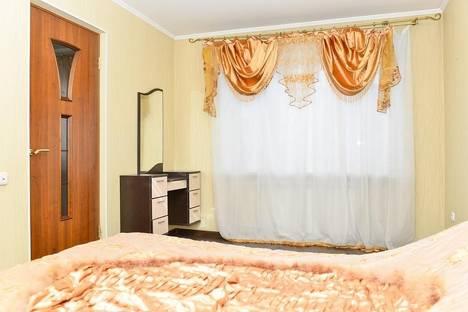 Сдается 2-комнатная квартира посуточно в Караганде, Толепова, 7.