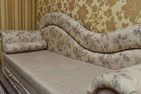 Сдается 2-комнатная квартира посуточно в Караганде, пр. Шахтеров, 60.