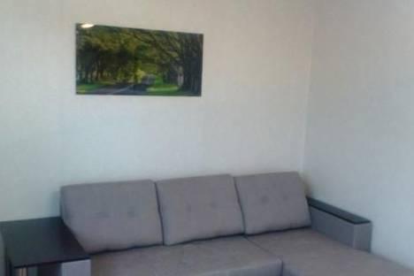 Сдается 2-комнатная квартира посуточно в Альметьевске, Мира, 17.