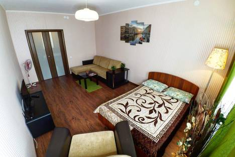 Сдается 1-комнатная квартира посуточно, ул. Вербная, 1а.