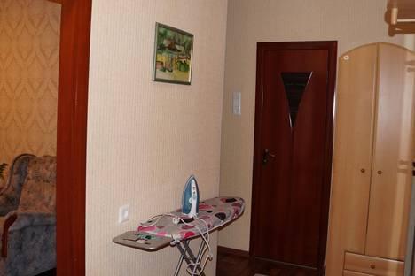 Сдается 1-комнатная квартира посуточно в Алматы, ул. Панфилова, 101.