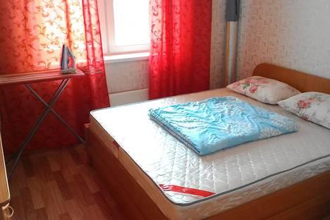 Сдается 4-комнатная квартира посуточно в Красноярске, 9 мая 83.