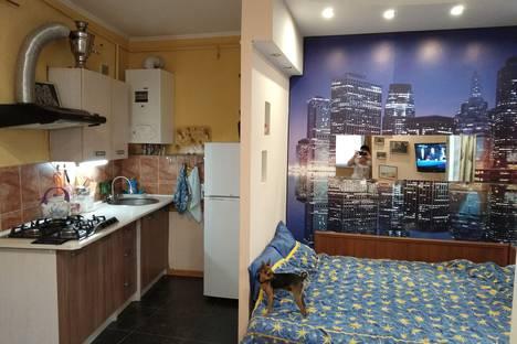 Сдается 2-комнатная квартира посуточно в Евпатории, Краевского 10.