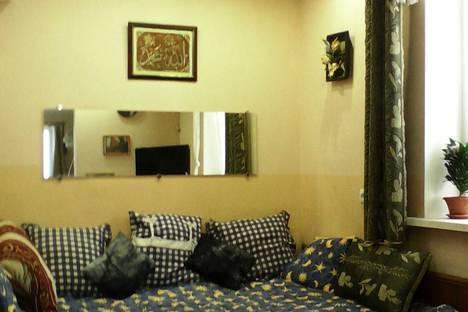 Сдается 2-комнатная квартира посуточнов Мирном, Краевского 10.