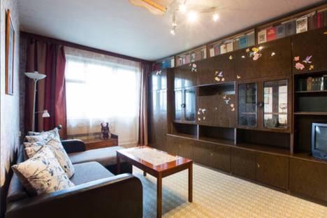 Сдается 2-комнатная квартира посуточнов Долгопрудном, Псковская ул., 10к1.