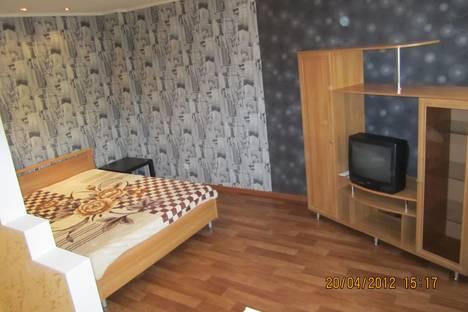 Сдается 1-комнатная квартира посуточно в Барнауле, Партизанская 92.