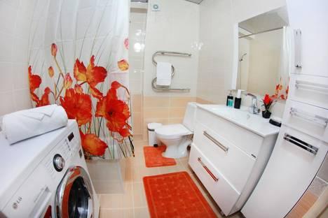 Сдается 2-комнатная квартира посуточно в Алматы, переулок Минина, 24.