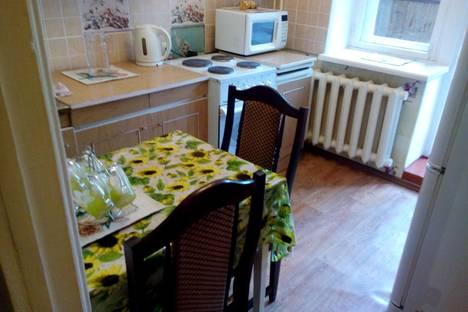 Сдается 1-комнатная квартира посуточнов Омске, маркса,43.