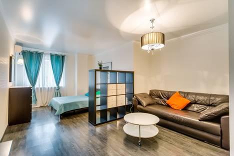 Сдается 1-комнатная квартира посуточно в Ростове-на-Дону, ул. Шаумяна 30.