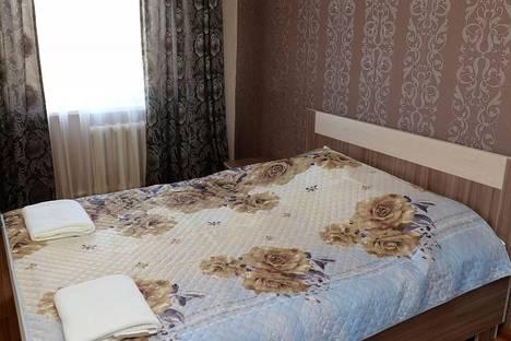 Сдается 3-комнатная квартира посуточно в Караганде, ул. Гоголя, 37/1.