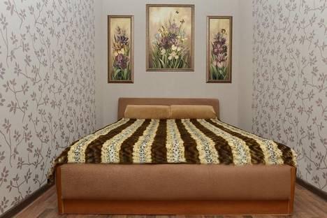 Сдается 3-комнатная квартира посуточно в Караганде, ул. Лободы, д.6.