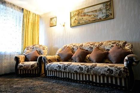 Сдается 2-комнатная квартира посуточнов Караганде, ул. Ермекова, 52.