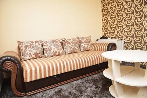 Сдается 2-комнатная квартира посуточно в Караганде, ул. Гоголя, 53.