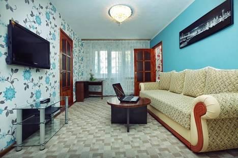 Сдается 3-комнатная квартира посуточно в Караганде, ул. Алиханова, 38\2.