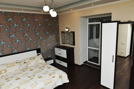 Сдается 2-комнатная квартира посуточнов Караганде, Ул. Мустафина,.20.