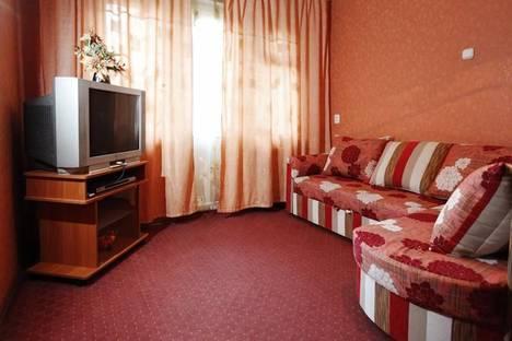 Сдается 2-комнатная квартира посуточно в Караганде, ул. Гоголя, 50/2.