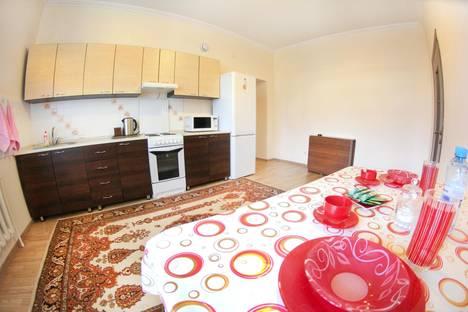 Сдается 2-комнатная квартира посуточнов Алматы, Розыбакиева 289/2.