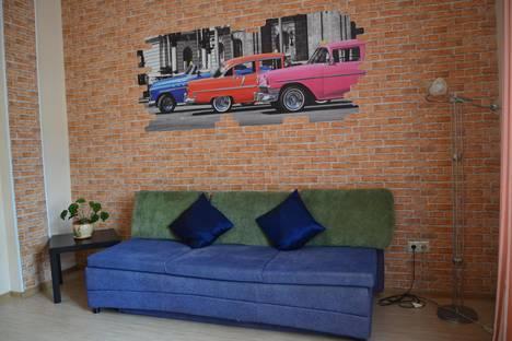 Сдается 2-комнатная квартира посуточно в Кемерове, ул.Весенняя д.24.