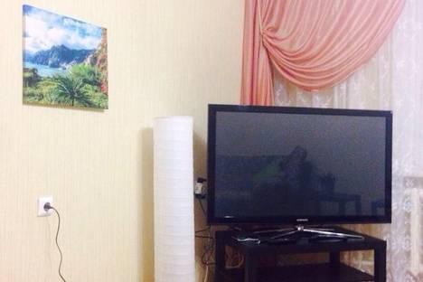 Сдается 2-комнатная квартира посуточнов Альметьевске, шевченко 164.