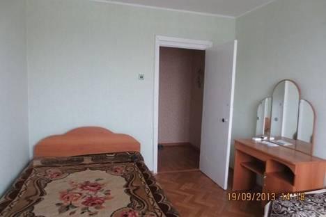 Сдается 2-комнатная квартира посуточнов Казани, Амирхана, 41.
