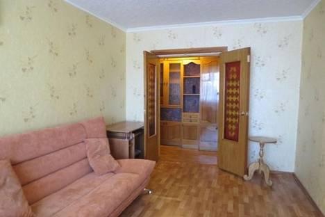 Сдается 3-комнатная квартира посуточнов Казани, Чуйкова, 25.