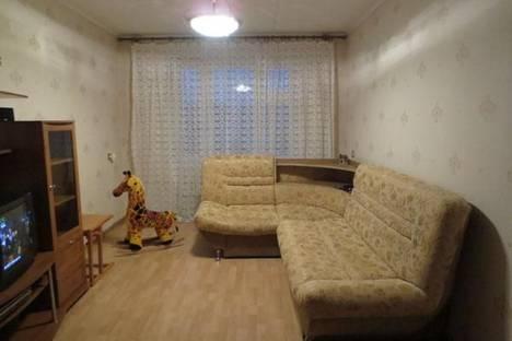 Сдается 3-комнатная квартира посуточно в Казани, Четаева,  40.