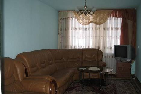 Сдается 3-комнатная квартира посуточно в Шерегеше, дзержинского,6.