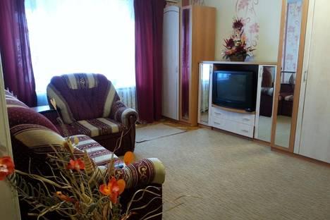 Сдается 2-комнатная квартира посуточнов Североморске, ул. Колышкина, д. 3.