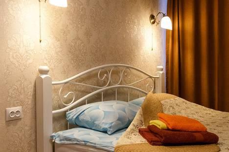 Сдается 1-комнатная квартира посуточно в Калуге, тульская 6.