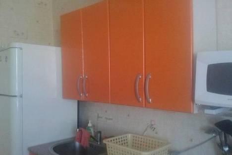 Сдается 1-комнатная квартира посуточно в Актау, 8-й микрорайон, 25.