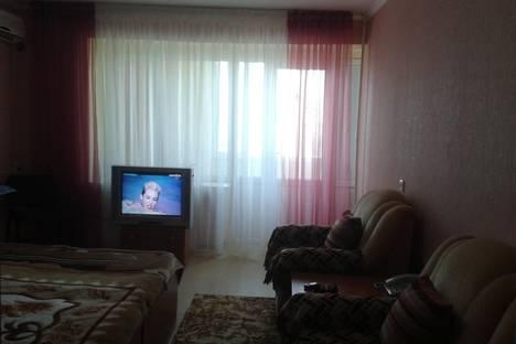 Сдается 1-комнатная квартира посуточно в Актау, 5 мкр. 1 дом.