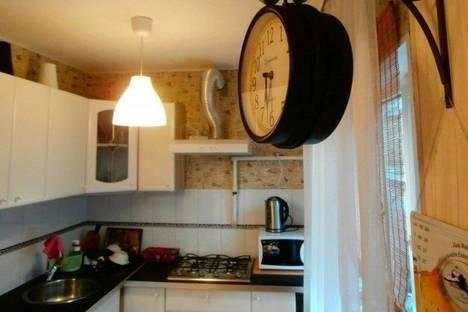 Сдается 2-комнатная квартира посуточно в Петрозаводске, Кондопожская, 3.