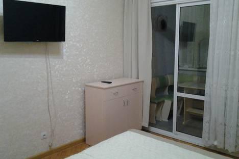 Сдается 1-комнатная квартира посуточно в Сочи, Курортный проспект д.75 к.1.