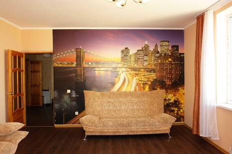 Сдается 2-комнатная квартира посуточнов Казани, ул. Сибгата Хакима, 39.