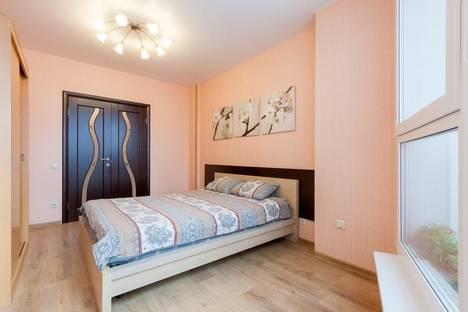 Сдается 3-комнатная квартира посуточно в Екатеринбурге, Большакова, 25.