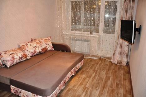 Сдается 1-комнатная квартира посуточнов Тюмени, радищева 27.